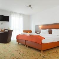 Hotel-Aviva-Karlsruhe-Apartment-TV